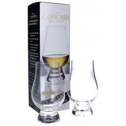 The Glencairn - Official Whisky Glass Twin Pack - Set Di 2 Bicchieri Per Whisky