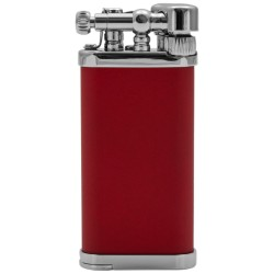 Briquet pour pipe Savinelli Old Boy - Rouge satiné
