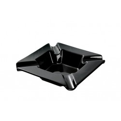 Ceramic cigar ashtray - 4 Black