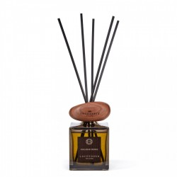 Locherber Milano - Wood Diffuser - Malabar Pepper Mood Stone Edition - 250 ml