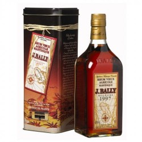 Rum Vieux Agricole Millésime 1997 J.Bally Martinica 70 cl- Astucciato