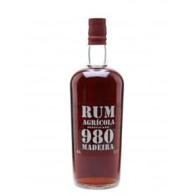 Rum Agricola da Madeira 980 Reserva - 70 cl - 40%