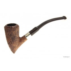Dunhill County group (4) Pickaxe - with 10mm silver band