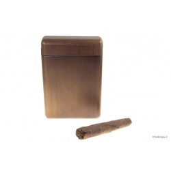 BLTP1958 - Wood cigar case for 3 Toscano cigars