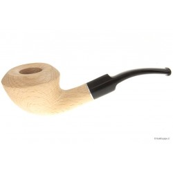 Pipe en hêtre - Fancy Bent Rhodesian - Filtre 9mm