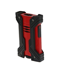 S.T. Dupont Defi XXtreme 2 Jet Flame Lighter - Red