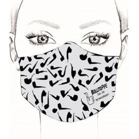 Mask - Pipe - Black