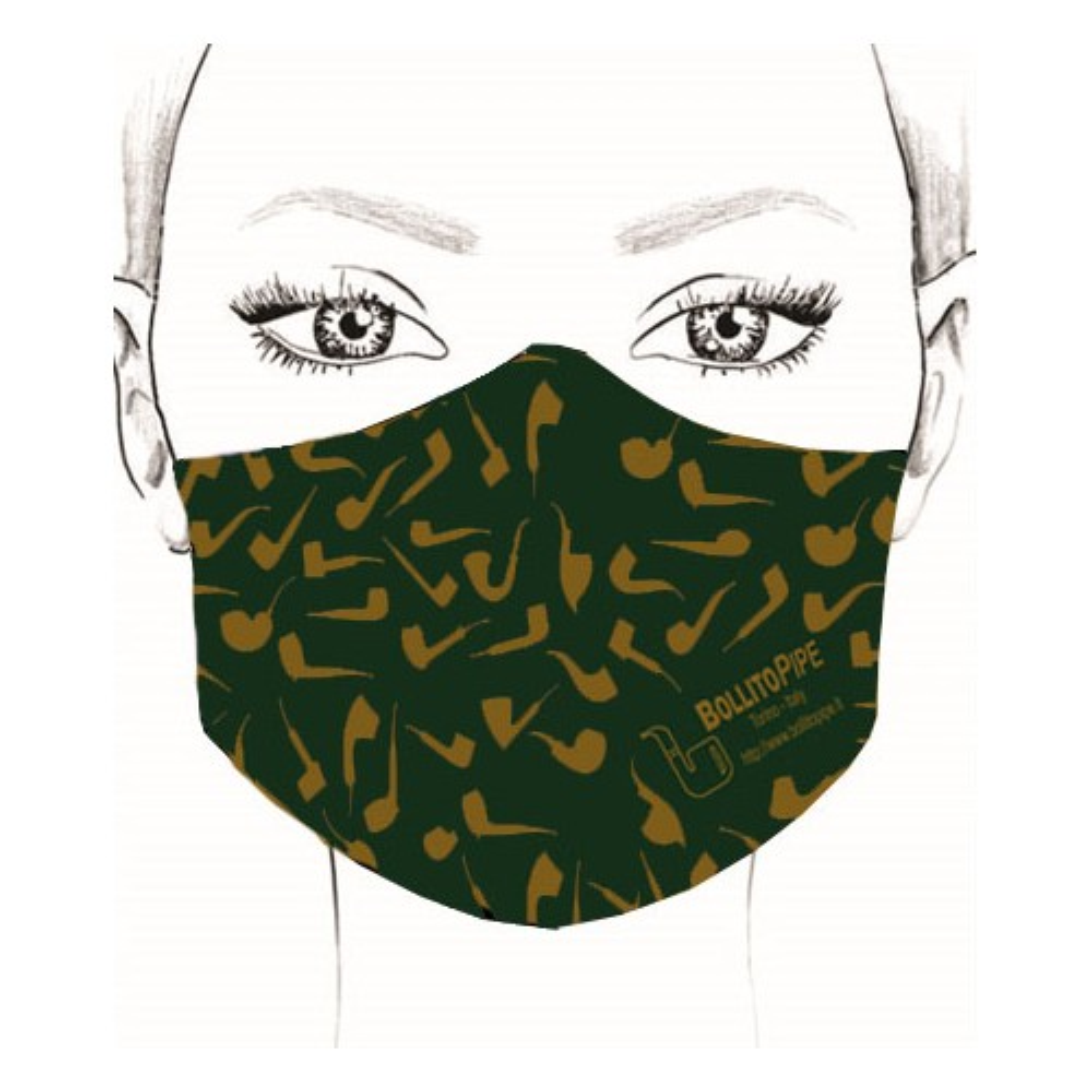Máscara - Pipa - Verde