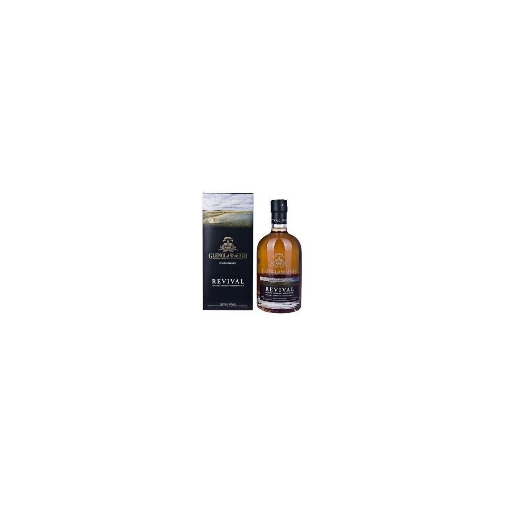 Whisky Glenglassaugh Revival - 46%