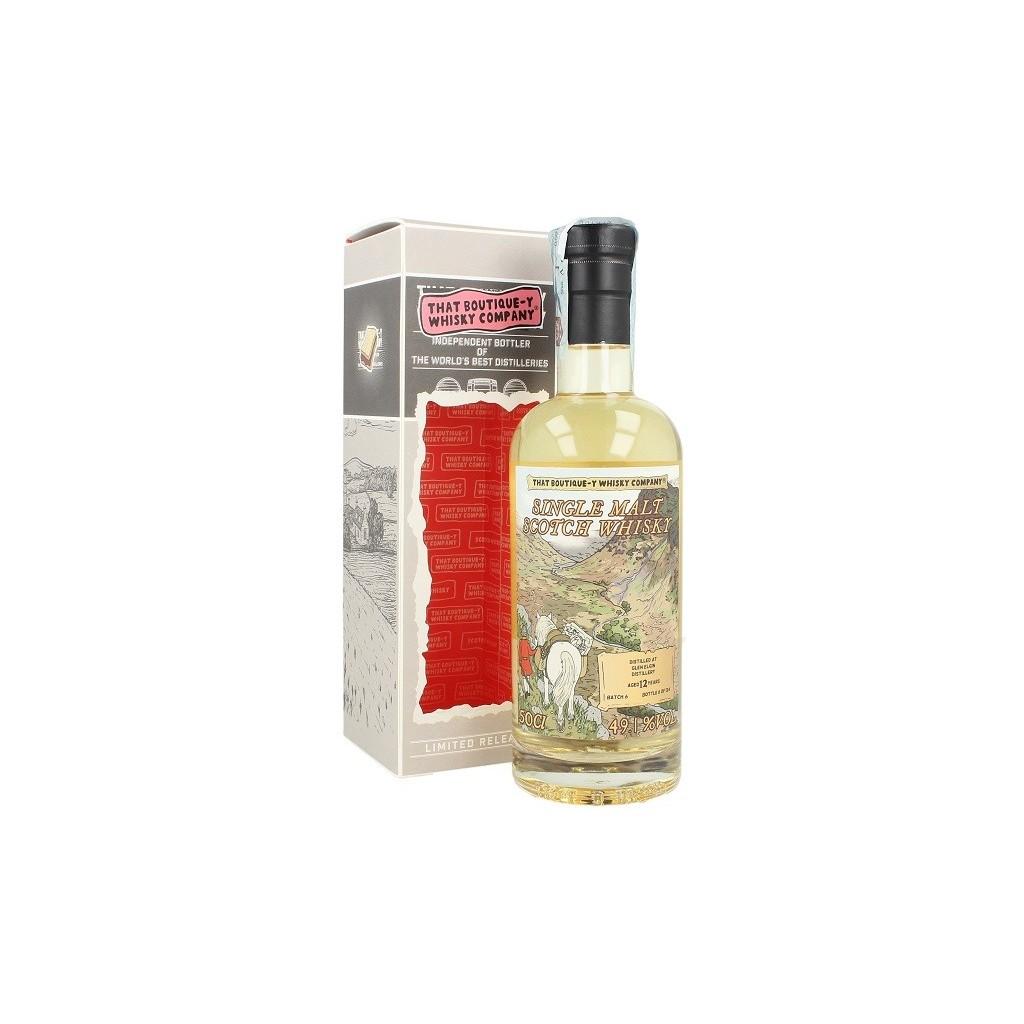 Whisky That boutique-y whisky company - TBWC Glen Elgin Batch 6 12 YO - 49,1% cl. 50