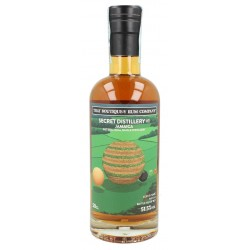 Rum That boutique-y rum company - TBRC Secret Distillery #1 Jamaica, Batch 2, 6 YO - 51,5% - cl. 50