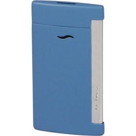S.T. Dupont Slim 7 Jet Flame Lighter - Shark Blue