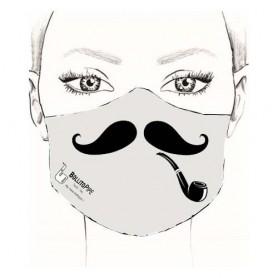 Mask - Pipe & Moustache