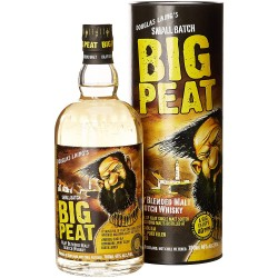 "Islay Blended Malt Scotch Whisky ""Big Peat"" - Douglas Laing's (astuccio)"