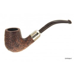 Pipa Dunhill County gruppo 3 - 3102 con a/m in argento