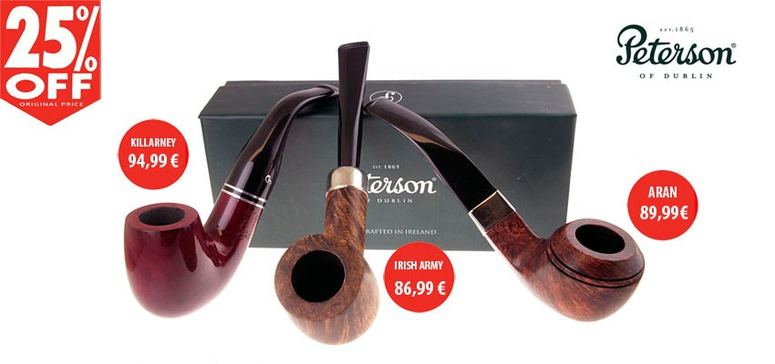 25% OFF on Peterson